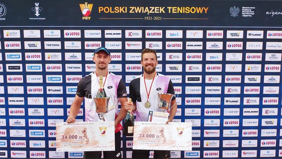 Gstaad. Walków i Zieliński meldują się w finale