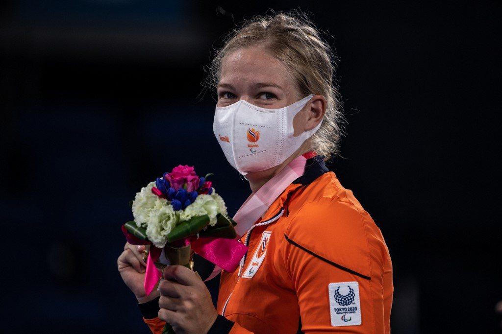 Igrzyska paraolimpijskie. Holenderska dominacja
