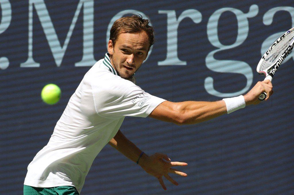 US Open. Miedwiediew pierwszym półfinalistą