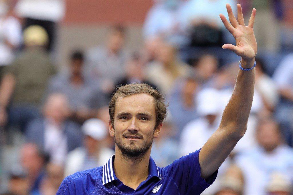 US Open. Miedwiediew ponownie w wielkoszlemowym finale