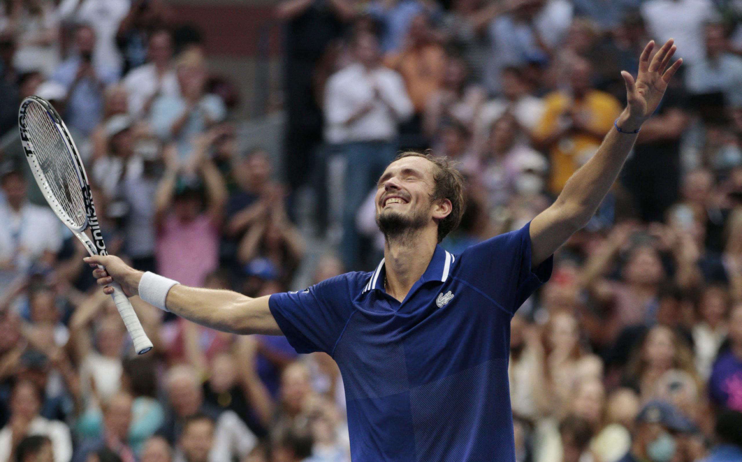 US Open. Miedwiediew nowym mistrzem! Dżoković zatrzymany na ostatniej prostej