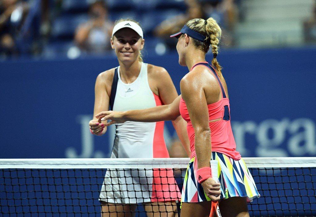 Wozniacki rozegra pożegnalny mecz z Kerber