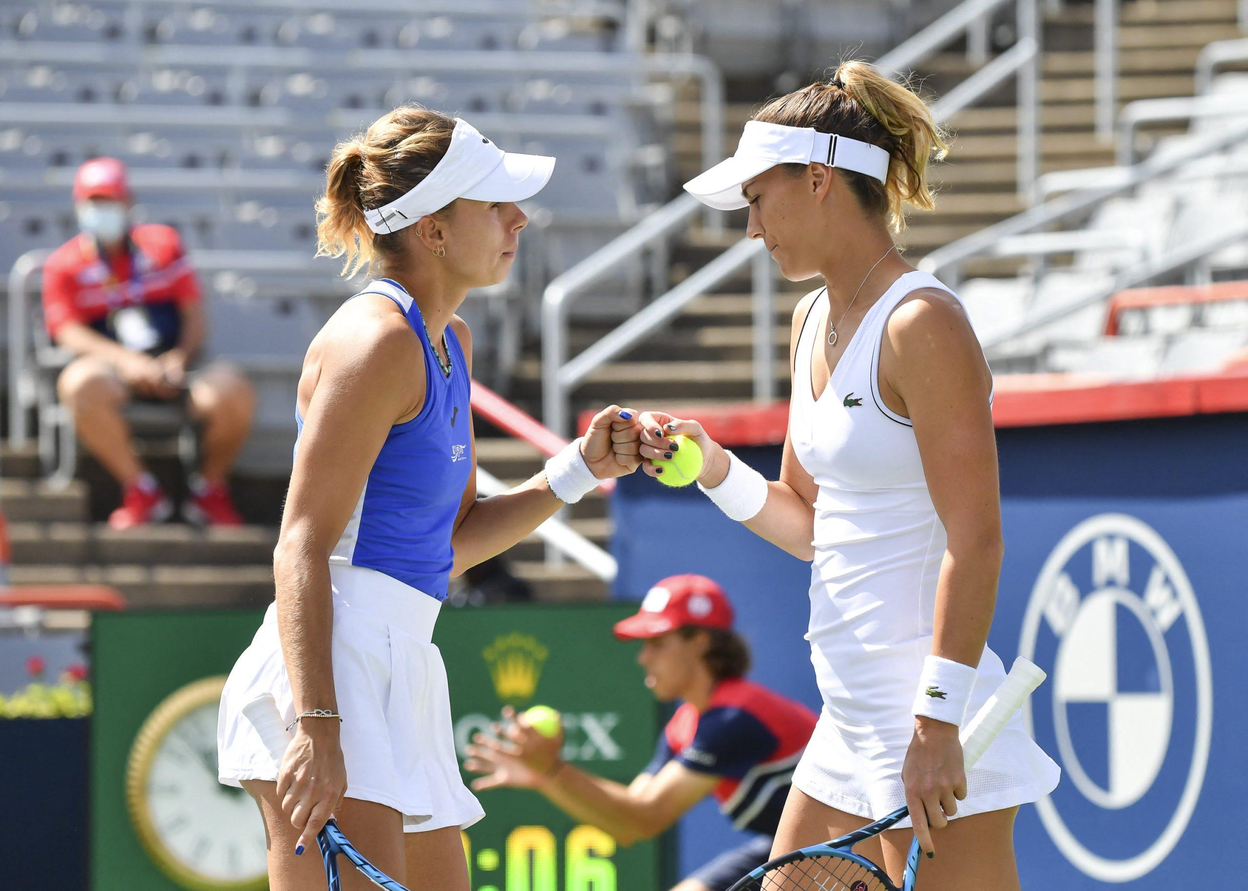 """US Open. Wspaniała niespodzianka! Linette i Pera lepsze od turniejowych ,,dwójek"""""""