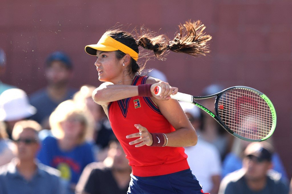 US Open. 18-latka rozbiła waleczną Hiszpankę