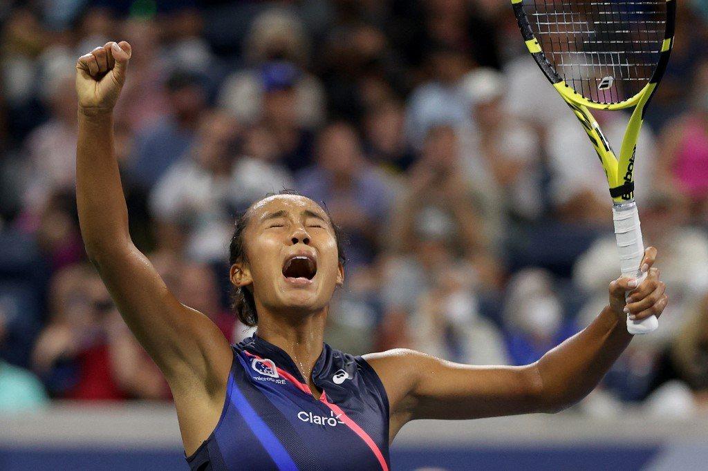US Open.  Natchniona 18-latka odprawiła kolejną mistrzynię