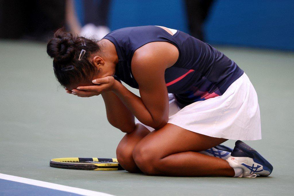 US Open. 19-latka wygrała wojnę nerwów ze Switoliną