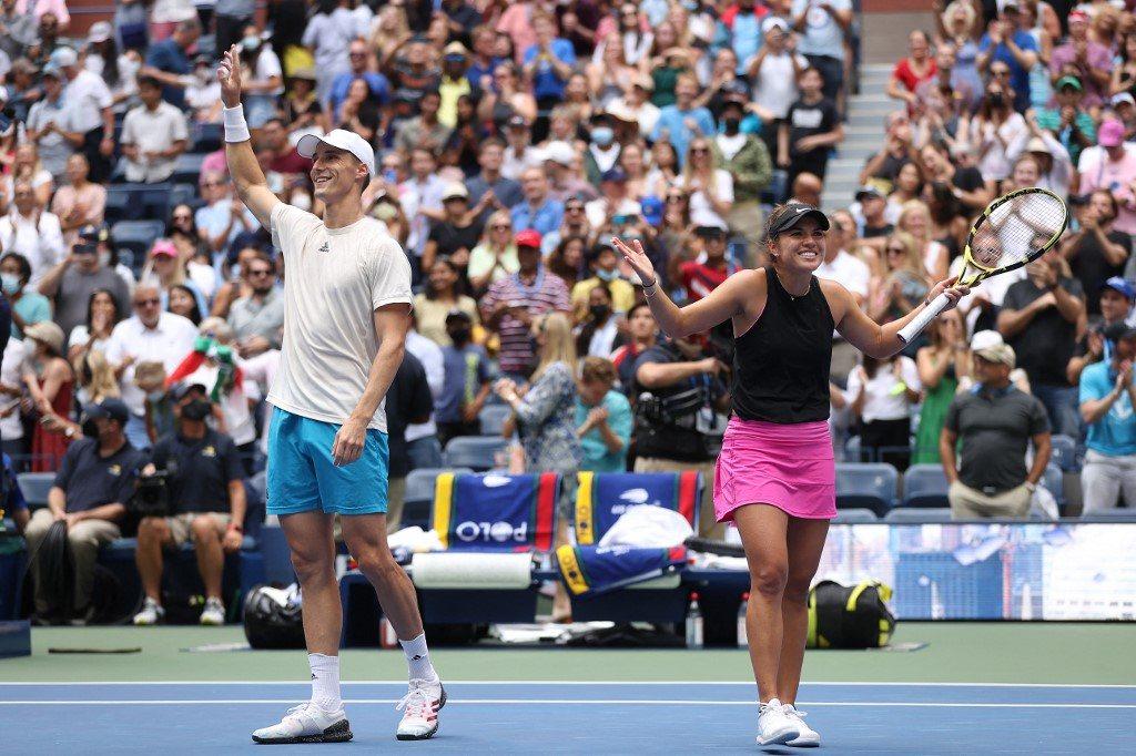 US Open. Dublet Salisbury'ego